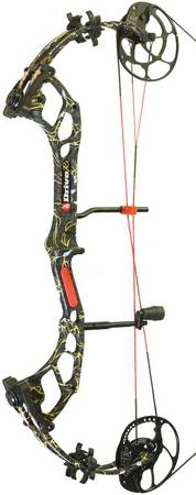 Лук блочный PSE Brute Force Mossy Oak