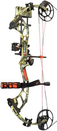 Лук блочный PSE Brute Force Mossy Oak RTS